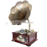 antique phonograph with bluetooth, USD, CD, AM, FM record player                                                                         Quality Choice