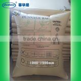 useful and recyclable dunnage bag for container