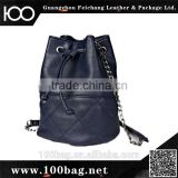 Newest fashion bucket bag for ladies shoulder bag