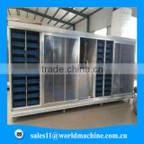 Hydroponic trays fodder solutions seed germination machine