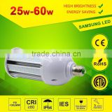 40w ip64 led bulb light for street or garden decoration                                                                                                         Supplier's Choice