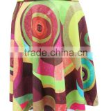plus size women clothing manufacturer China supplier small quantity fashion custom skirt