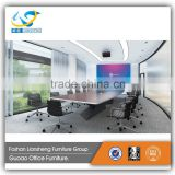 Modern design conference room used office long meeting table GMT002