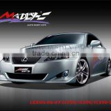 body kit for lexus 06-08 IS250 IS300 IS350 Style T