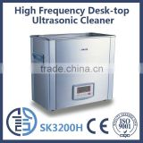 High Frequency ultrasonic teeth cleaning system equipment ultrasonic jewelry cleaning machine
