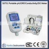 SX751 Portable pH/ORP/Conductivity/DO Meter ph orp meter