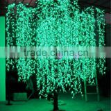 outdoor LED Willow tree light / led weeping willow tree lighting                                                                         Quality Choice