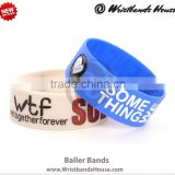baller band | baller bands | magic baller bracelet | silicone baller band | fashion bracelet