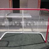 6ft Pro style hockey goal post, backyard game