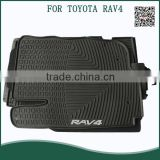 Custom Full Set Position Car Foot Mat For Toyota Rav 4 2006-2012