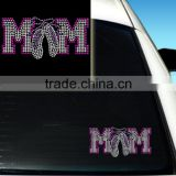 Nice Ballet Shoes Mom Rhinestone Sticker Sheets Wholesale