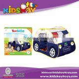 2015 New Product Kids Play Tent police car toy Cute Kids tent, tent play toy, outdoor toy tent