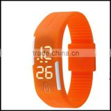 Promotional New Style Fashion Silicone Watch Digital Electronic Watch Fun Watch                                                                         Quality Choice