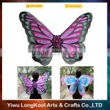 New arrival hot sale handmade adult fairy wings beautiful butterfly wings large angel wings