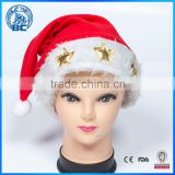 High Quality Red Christmas Hat Santa Hat Santa Clause Hat