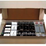 x10 home automation controller 240v remote control system