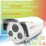 Vitevison Shenzhen China supplier wholesale HD 1.3MP bullet vandal proof IR CCTV AHD camera