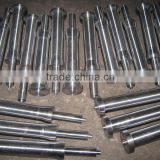 Forged and CNC precision machining Auto spindle
