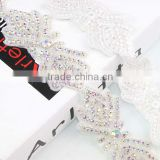 jewerly diamond AB handcraft DIY chain rhinestone trimming