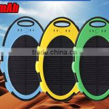 Solar Battery charger power bank Portable USB Led Torch Waterproof Dirtproof Shockproof Solar Energy Panel for Samsung S3/S4
