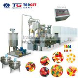 Automatic Jelly and Gummy Candy making machine jelly candy depositing line candy machine
