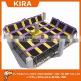 Factory Price Trampoline Park Bounce Amusement Equipment for Children