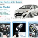 Manufacturer Passive Keyless Entry PKE Push Button Engine Start/Stop for Mazda-Mazda5