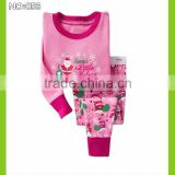 2015 children chrismas night dress baby girls christmas pajamas kids funny pijamas children sleepwear pijamas sell