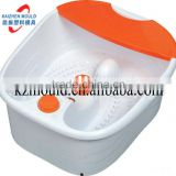 Comfortable plastic injection foot spa tub mold