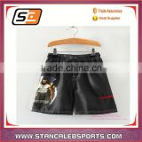 Stan Caleb High quality fabric custom wholesale couple beach shorts fashion boardshorts men swim shorts kid