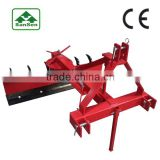 Tractor mounted 3 point Scraper Grader Blade with Rippers 5Foot 1500mm ---- Multi Angle Tractor 3Pt implements