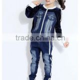 The fall of latest design wholesale children's clothing wholesale children's boutique clothing