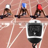 TF1101 One Row Electronic Digital Handheld Sports Stopwatch Time Counter