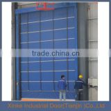 2016 rapid roll up door interior pvc door STD-003