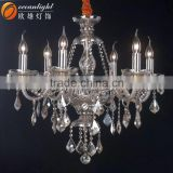 Crystal ring chandelier crystal import company chandeliers chandelier lamp OMG88631-6W