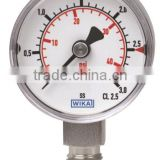 WIKA Bourdon tube pressure gauge Model 131.11