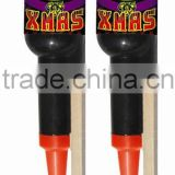 "HOT!!!! 2.5"" Christmas Rocket Fireworks For Wholesale"