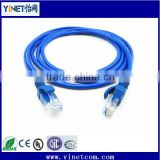CAT6 23 AWG Ethernet Jumper Cord RJ45 Bare copper cat6 Ethernet Patch Wire