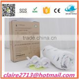 100% cotton changing pad cover, baby crib sheet