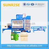 new hydraulic automatic concrete brick making machine price/paverment block machine whole line