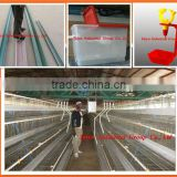factory chicken cage system (design poultry farm, Long durability, lifespan from 5 years to 28 years)