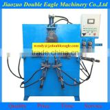 wire hook bending and forming machine / molding buckle machine / multi-action steel wire shaping machine