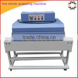 Neweek packaging machinery pop can beer bottle hot shrink wrapping machine