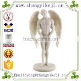 2015 chinese factory custom made handmade carved hot new products resin art minds of angel