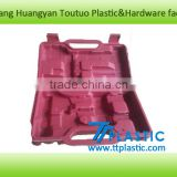 plastic fishing rod case fishing rod box blowing mold