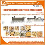 Textured soya protein machine/Fibre soya protein extruder/TVP FSP soybean protein machine in 400kg/h with CE