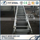 Multifunctional residential steel stairs with high quality