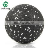 Multicolor black with white dot EPP Material Massage Ball yoga ball for Body Fitness