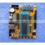 51 MCU development board /51 minimum system board /STC89C52/ smart car control panel
