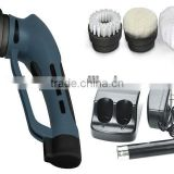 Cordless shoe cleaning brush, cordless shoe polish brush, electric shoe polish, leather sofa cleaner and polisher